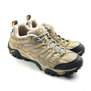 Merrell Moab Ventilator Womens Taupe Hiking Shoes